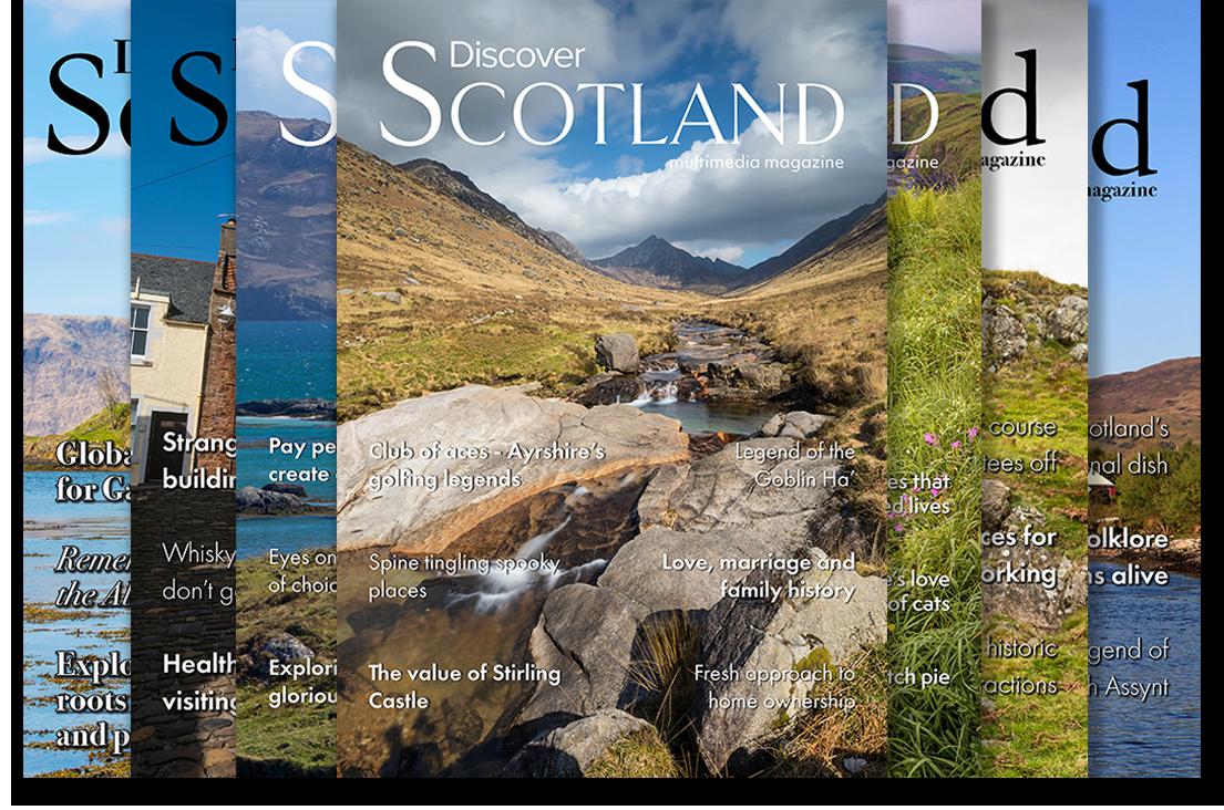 Discover Scotland Today